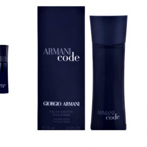 giorgio armani code mænd parfume