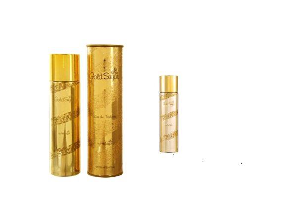 aquolina gold sugar